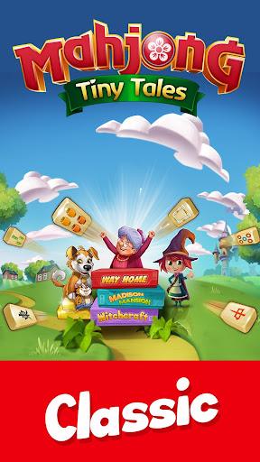 Mahjong Tiny Tales  screenshots 21