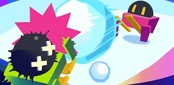 Jugar a Snowball.io gratis en la PC, así es como funciona!