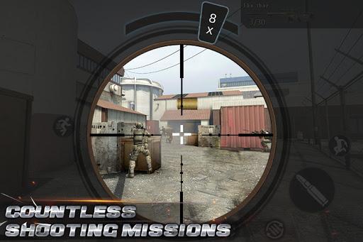 Critical strike - FPS shooting game  screenshots 4