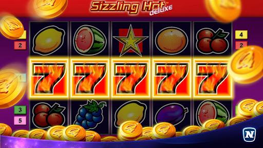 Sizzling Hotu2122 Deluxe Slot screenshots 3