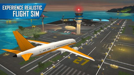 City Flight Airplane Pilot - New Fly Plane Games  Screenshots 6