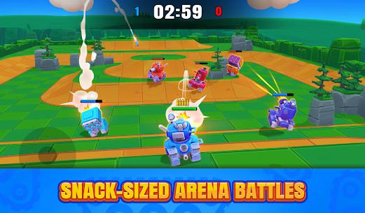 Hills of Steel: Tank Arena Mod Apk 1.0.5 (Infinite Money) 6