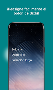 ¡Reasigne Bixbi Botón S10 / S9 - bxActions Screenshot
