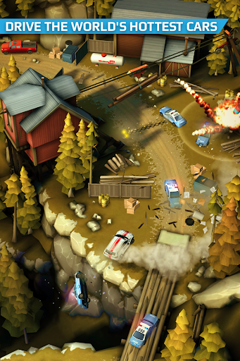 Smash Bandits Racing 1.09.18 Screenshots 6