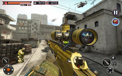 Sniper Shooting 3D Battle - Gun Shooter Games Free  Screenshots 2