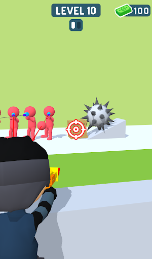 Sniper Runner: 3D Shooting & Sniping 0.7 screenshots 8