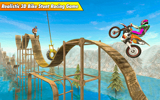 Bike Stunt Racing 3D - Free Games 2020 1.2 Screenshots 7