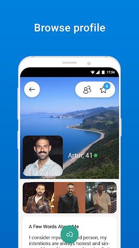 ArabianDate: Chat&Date online 4.4.0 Screenshots 3