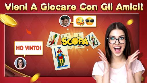 Scopa(Free,No Ads): Italian Card Game  screenshots 2