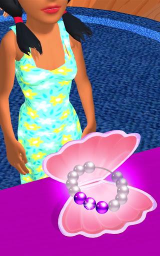 Pearl Master 3D - ASMR Jewelry  screenshots 1
