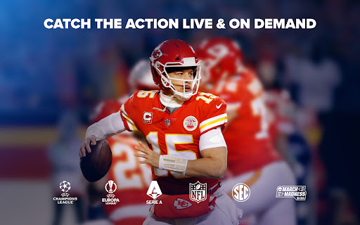 Foto do Paramount+   Watch Live Sports, News & Originals