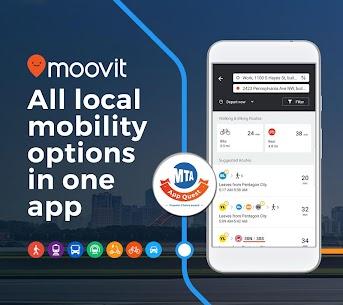 Moovit: Horarios y Mapas de Tren, Bus, Metro y Más 1