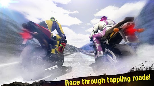 Hill Top Bike Rider 2019 – APK with Mod + Data 2