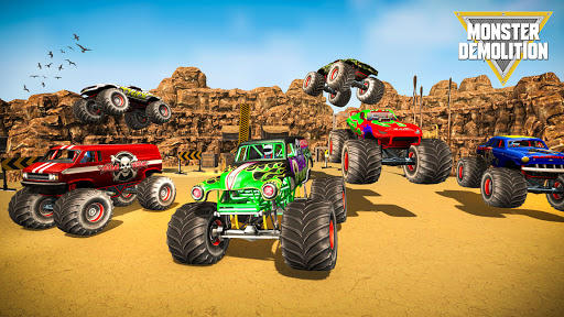 Monster Truck Crash Stunts: Demolition Derby 2021 1.5 screenshots 2