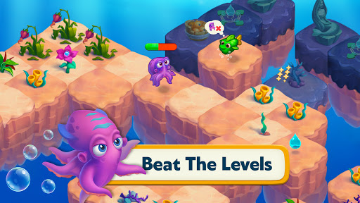Sea Merge! Fish Aquarium Game & Ocean Puzzle 1.7.5 screenshots 2