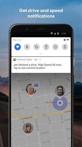 Foto do GPS Phone Tracker & Mileage Tracker