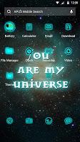 Universe-APUS Launcher theme