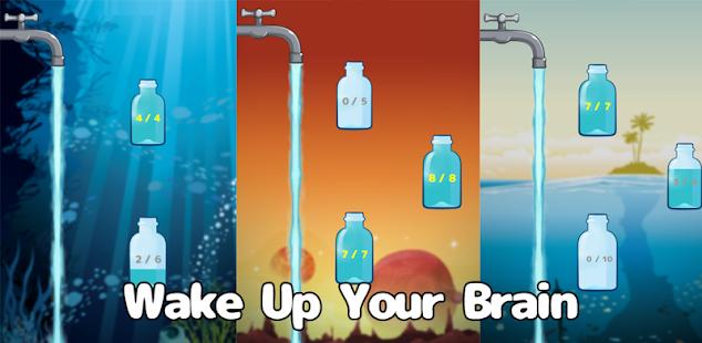 watercapacity brain puzzle hack