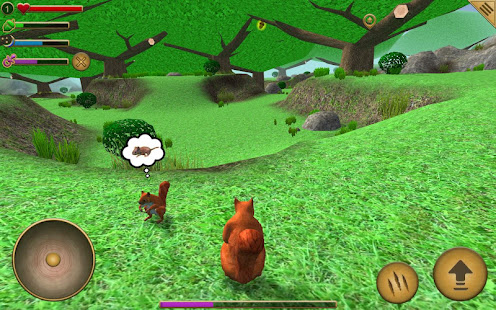 Squirrel Simulator 2.03 Screenshots 1