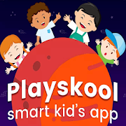 Playskool - ABC Learning App for Playschool Kids