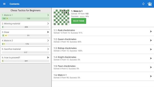 Chess Tactics for Beginners 1.3.5 Screenshots 7