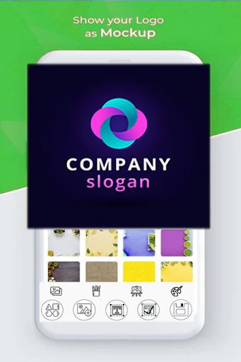 Logo Maker - Logo Creator, Generator & Designer 2.1.9 Screenshots 7
