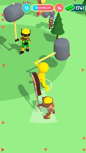 Smashers.io - Fun io games 0.9.4 screenshots 5