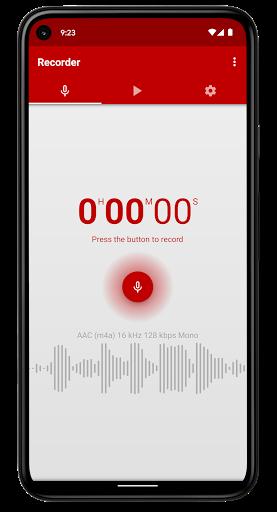 Voice Recorder Pro 3.05 Screenshots 1