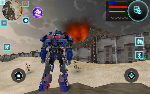 Iron Bot 1.3 screenshots 8