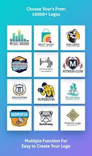 Logo Maker Premium MOD APK by stylish app world 3
