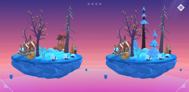 HIDDEN LANDS - Visual Puzzles Screenshot