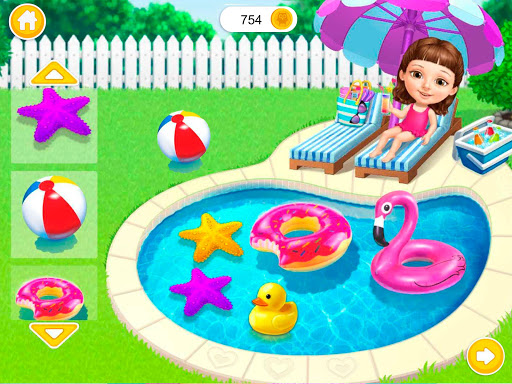 Sweet Baby Girl Cleanup 5 - Messy House Makeover 7.0.30030 screenshots 16