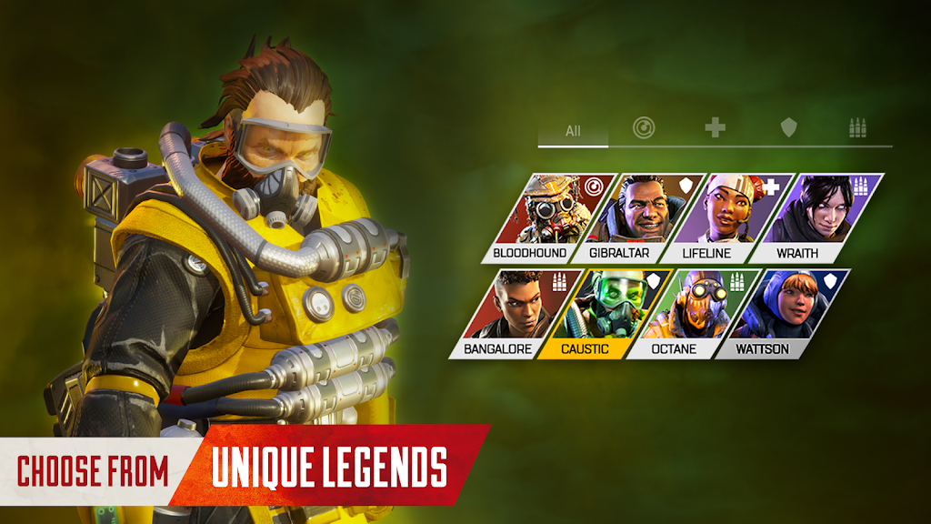 Apex Legends Mobile  poster 2