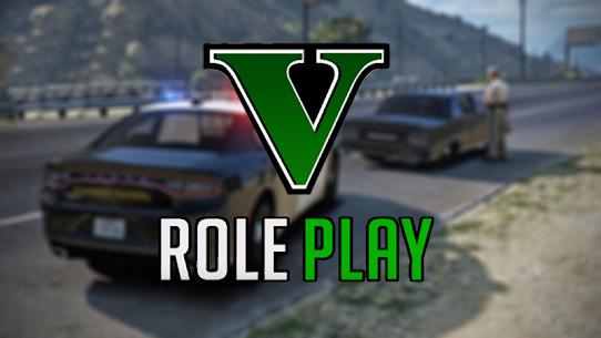 Mod Roleplay online for GTA 5 Apk Download 2