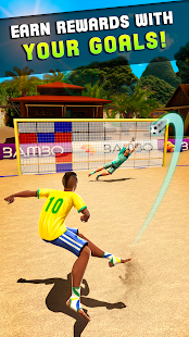 Shoot Goal - Beach Soccer Game 1.3.8 Screenshots 10