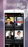 screenshot of हिंदी गाने पुराने, Old Hindi Songs MP3 Music App