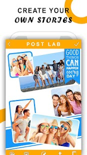 PostLab: Designer Collagen, Poster, Layouts Screenshot