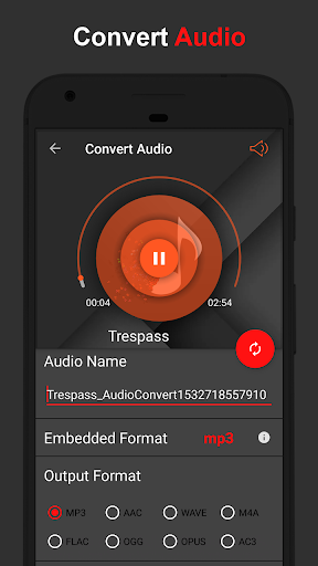 AudioLab ud83cudfb5 Audio Editor Recorder & Ringtone Maker 1.1.6 Screenshots 5