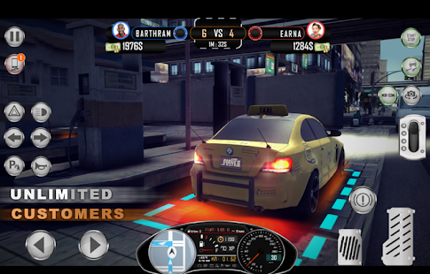 Amazing Taxi Sim 2020 Pro Screenshot