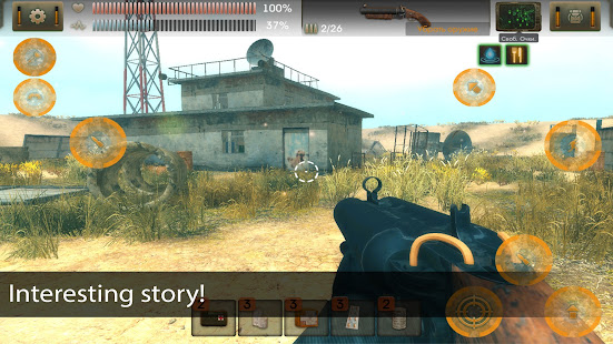 The Sun Origin: Post-apocalyptic action shooter apk