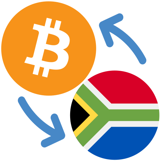 Bitcoin a Rand Sudafricano - Ƀ 1 BTC/ZAR Tasso di cambio