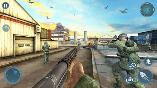 Call of Sniper World War: Special Forces WW2 Games 1.1.9 screenshots 13