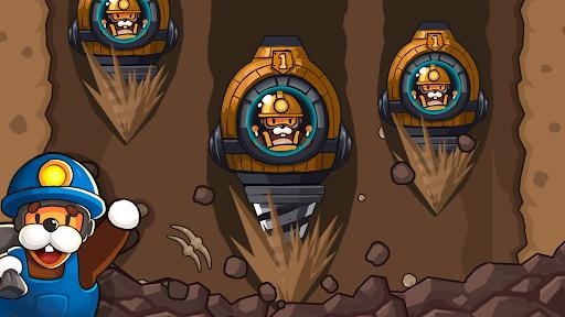 Popo's Mine - Idle Mineral Tycoon  screenshots 2