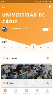 UCAapp Universidad de Cádiz For Pc In 2021 – Windows 7, 8, 10 And Mac 2