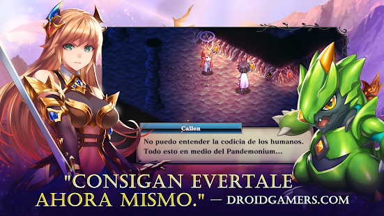 Evertale Screenshot