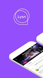 Lysn  Apps on For Pc (Windows 7, 8, 10 And Mac) 1