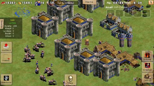 War of Empire Conquest:3v3 Arena Game captures d'écran apk mod pirater preuve 1