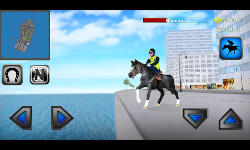 Download Latest Rodeo Police Horse Simulator app for Windows and PC 1