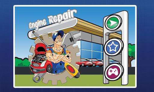 Engine Repair Mechanic Shop 1.0.1 screenshots 1