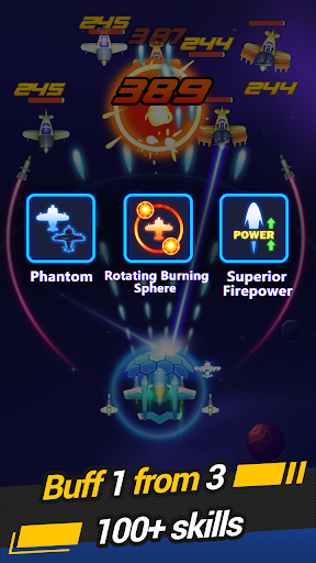 WinWing: Space Shooter Apkfinish screenshots 19